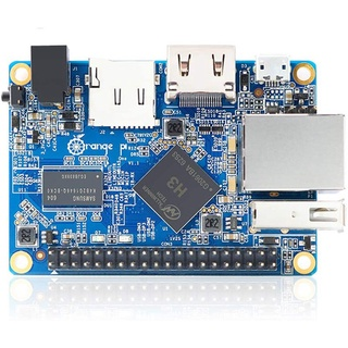 Orange Pi One H3 512MB Quad-Core Support Ubuntu Linux and Android Mini PC Single Board Programming Microcontroller