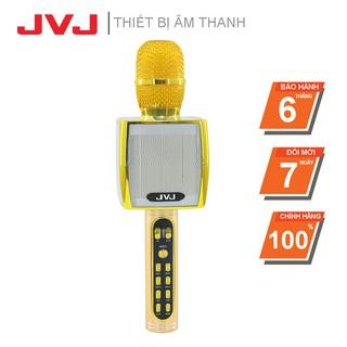 Micro không dây Karaoke JVJ YS-91 Bluetooth - Hỗ trợ ghi âm