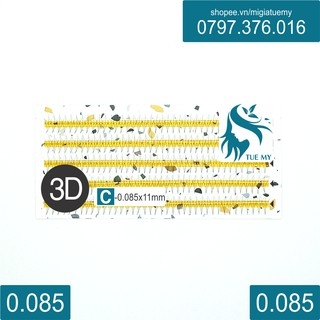 Mi Lụa Fan Khay 3D Sợi 0.08 thumbnail