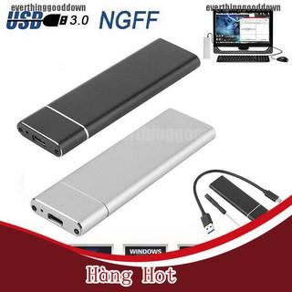 [ Hàng Hot ] Hộp đựng đĩa cứng ngoài M.2 NGFF SSD USB Type-C USB 3.0 NVME PCIE HDD thumbnail