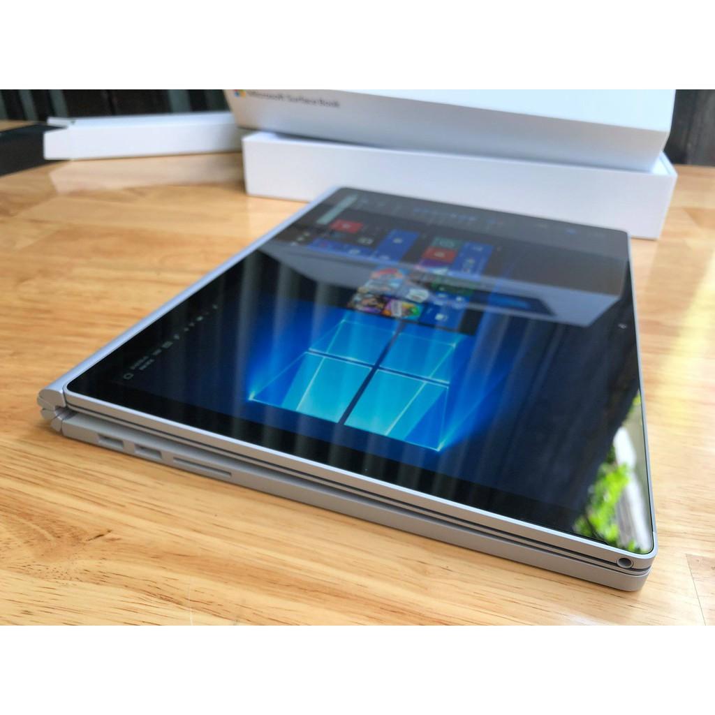 Laptop Surface Book 2, i7 8650u, 16G, SSD 512G, GTX1050