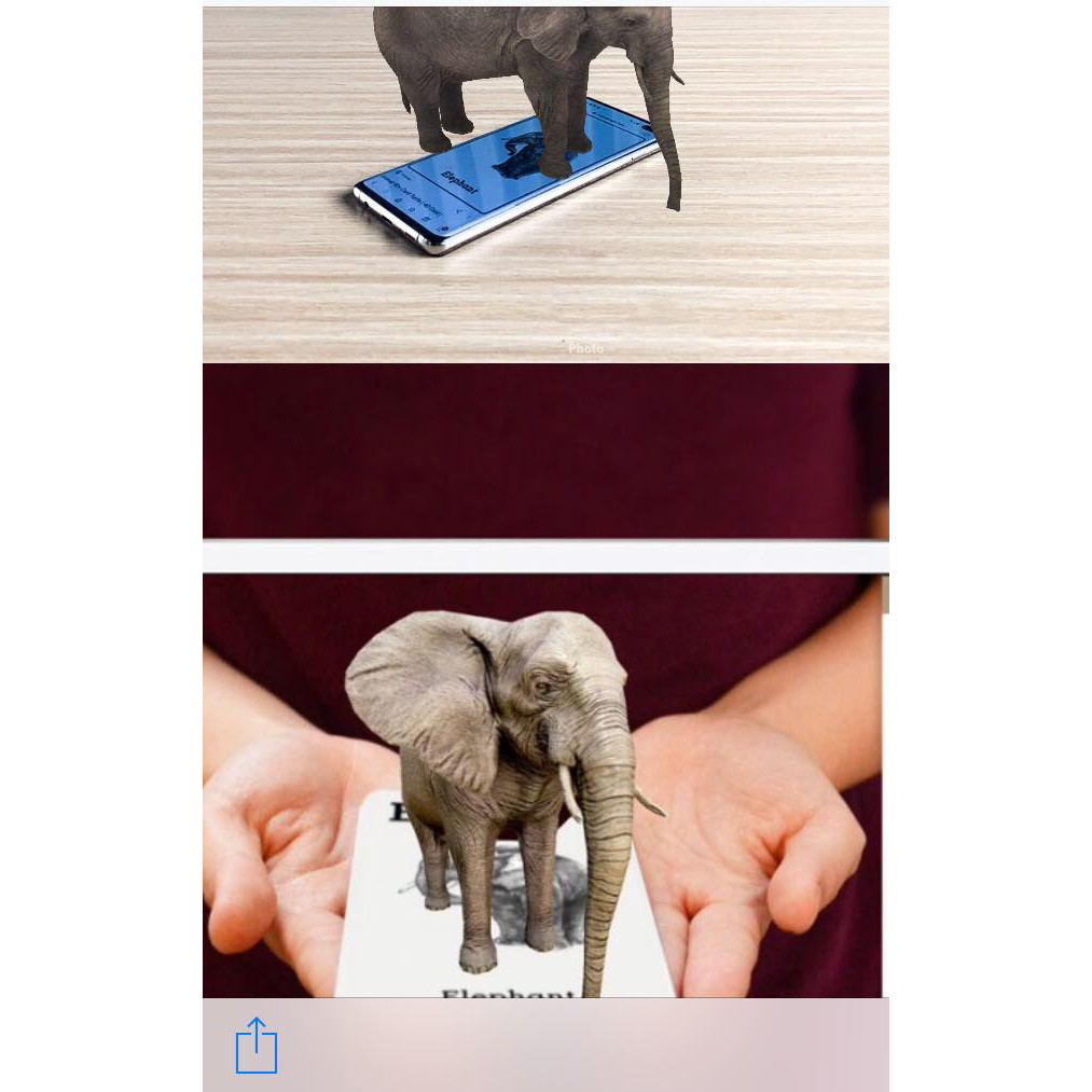 Thẻ học động vật thông minh Animal 4D Freeship - Tặng kèm 1 lọ tinh dầu thiên nhiên