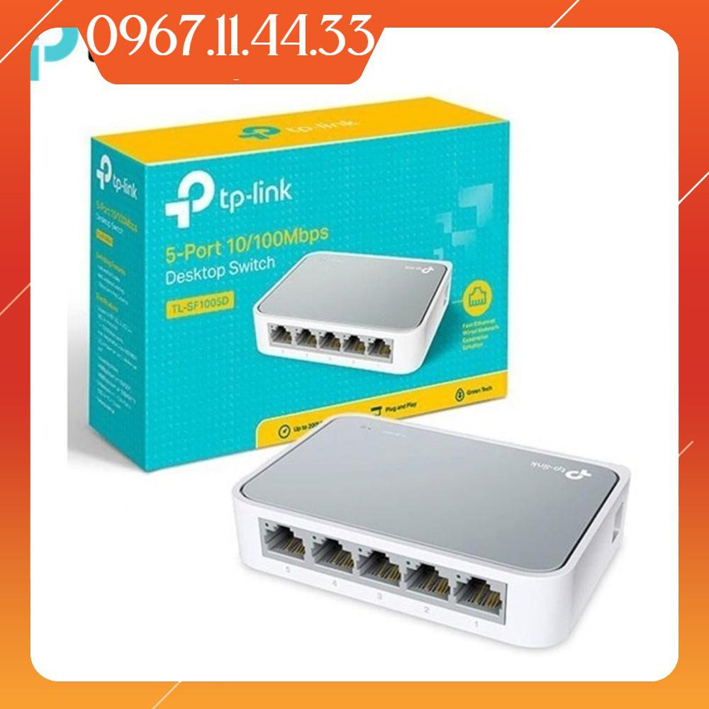 Hub Chia Switch TP-Link 5 Port