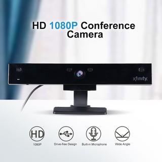 Webcam Xfinity 1080P, 4 Microphone thương hiệu Mỹ giá rẻ nhất thế giới(Siêu giảm giá)