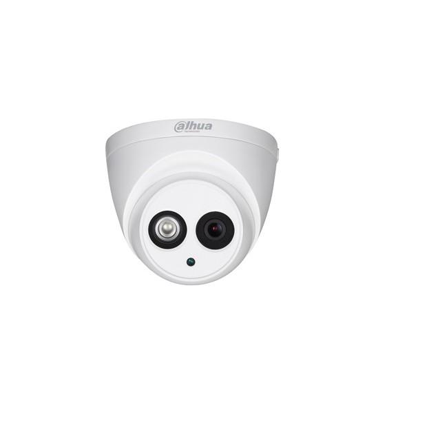 Camera HDCVI 2MP Dahua HAC-HDW1200EMP-A-S4 có sẵn micro