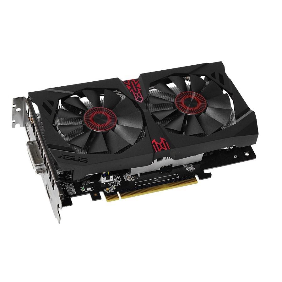 Card màn hình Asus Strix GTX750ti 2GB DDR5 không nguồn phụ