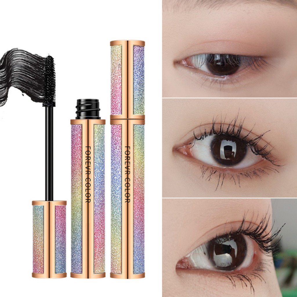 XIXI Constant Color and Lineur Intense Star Waterproof and Anti-Sweat Mascara
