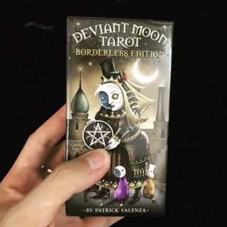 Bài Tarot Deviant Moon (Borderless Edition – Phiên bản không viền)
