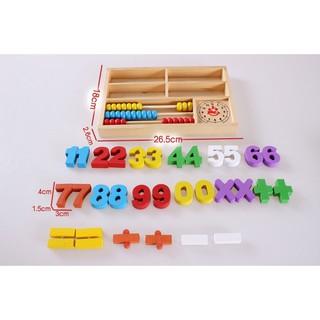 Bộ đồ chơi học tính toán