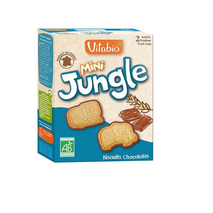 Bánh quy chocolate hình động vật ngộ nghĩnh
