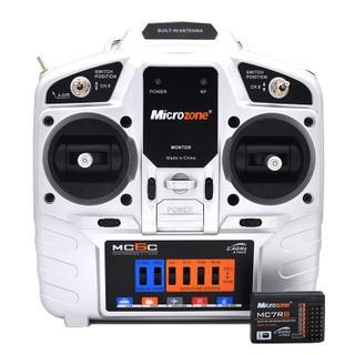 Tay điều khiển MC6C + rx MC7R (Bản nâng cấp của MC6R)