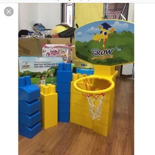 Bộ lắp ráp bóng rổ Grow