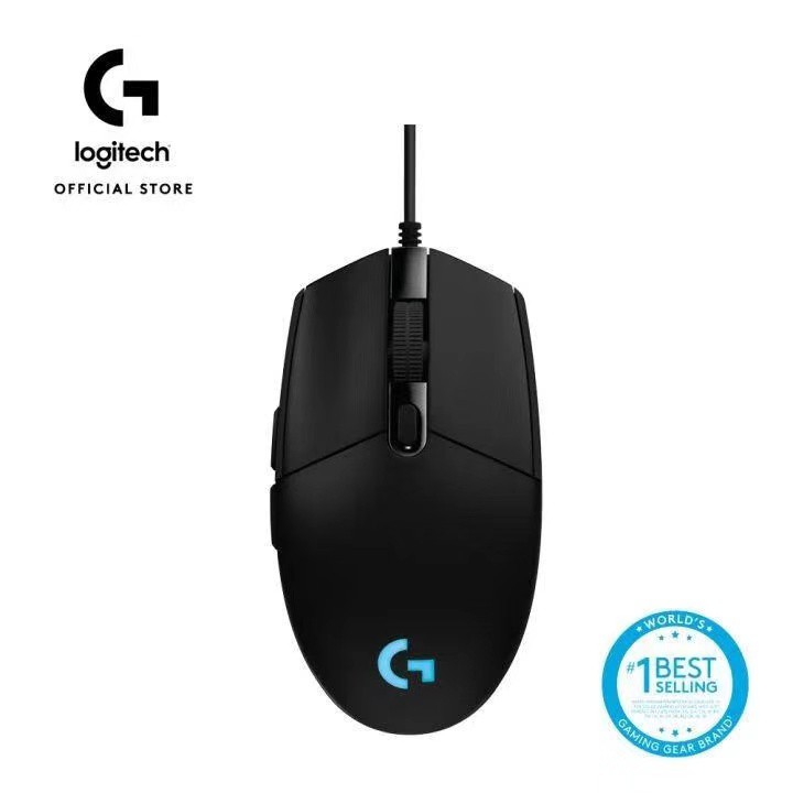 Original Logitech G102 Wired Gaming Mouse G102 Optical Gaming Mouse Desktop / Laptop Support Windows 10/8/7 Support