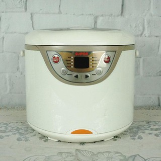 [Mã ELMALL300 giảm 7% đơn 500K] Nồi cơm điện tử 1.8 lít Supor 50YC9 8 chức năng nâu cơm, nấu cháo, làm bánh,...