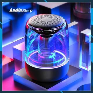 Loa bluetooth C7 1000mAh tích hợp đèn LED hỗ trợ thẻ nhớ TF - Yayushi.  (vthm9)
