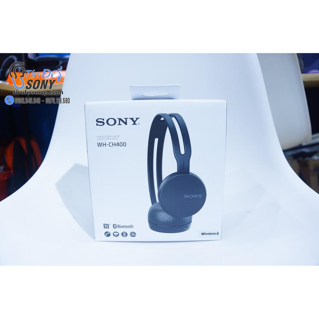 Tai nghe Bluetooth Sony WH-CH400(Like New) - 2849054 , 1273547261 , 322_1273547261 , 1290000 , Tai-nghe-Bluetooth-Sony-WH-CH400Like-New-322_1273547261 , shopee.vn , Tai nghe Bluetooth Sony WH-CH400(Like New)