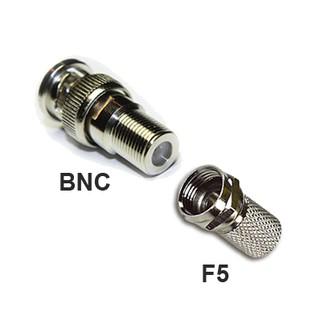 [Mã ELCANOV hoàn 8% đơn 500k] Jack Camera BNC (Vàng) F5