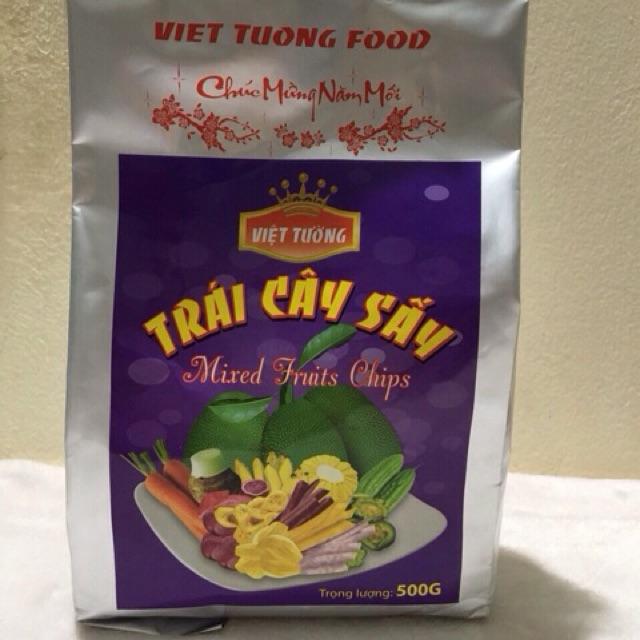 Trái Cây Sấy Việt Tường gói 500g