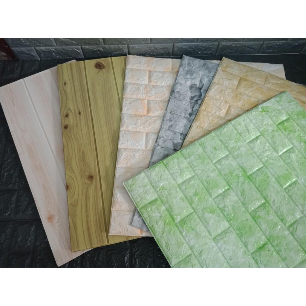 Xốp dán tường 3d vân đá cao cấp đủ màu - 3466447 , 1131796049 , 322_1131796049 , 59999 , Xop-dan-tuong-3d-van-da-cao-cap-du-mau-322_1131796049 , shopee.vn , Xốp dán tường 3d vân đá cao cấp đủ màu
