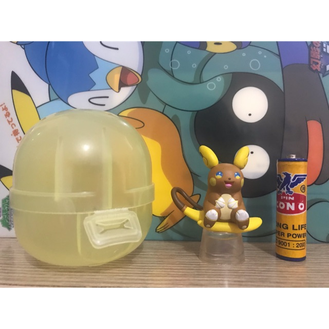 Mô hình pokemon T-ARTS – Alola Raichu