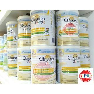 Sữa béo Clinutren Nga cho trẻ từ 1-10 tuổi (400g) thumbnail