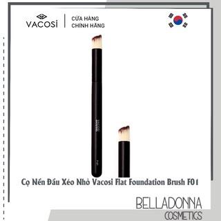 Cọ Nền Đầu Xéo Nhỏ Vacosi Flat Foundation Brush F01 thumbnail