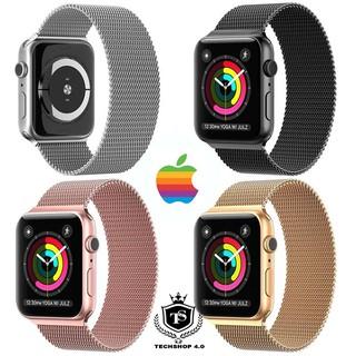 Dây thép Apple Watch Series 5/4/3/2/1 - Dây đồng hồ thông minh T500, HW12
