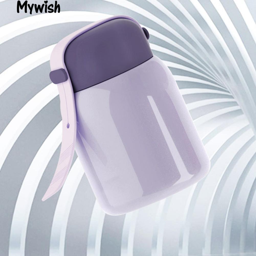 210ml Portable Vacuum Flask Thermal Jug Jar Tea Cup Bottle