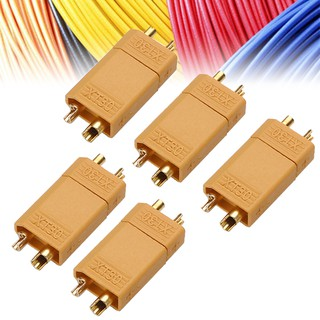 New 5 pair XT30 Male Female Connector Plug For RC Lipo Battery RC Quadcopter FPV