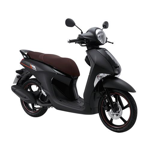Xe Yamaha Janus Limited Premium 2018 (Đen Cam) + Tặng nón bảo hiểm, áo mưa, móc khóa xe