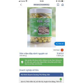 Mầm đậu nành nguyên xơ hộp 0.5kg thumbnail