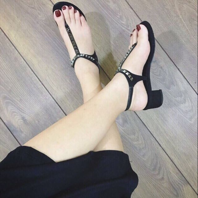 Sandal T nhung