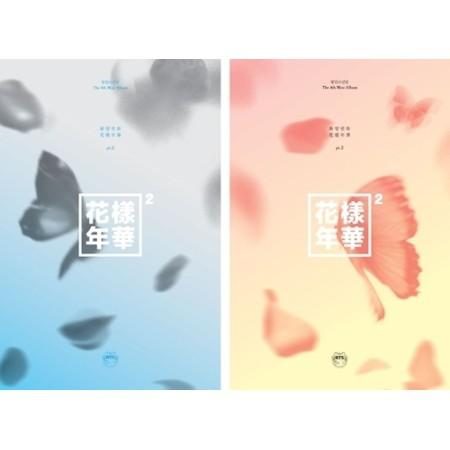 Album BTS - Hoa dạng niên hoa Part 2