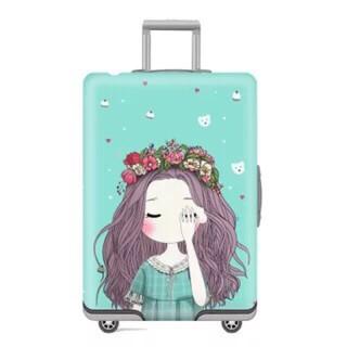 Vỏ bọc bảo vệ vali co giãn chống nước, chống xước dễ nhận biết vali thumbnail