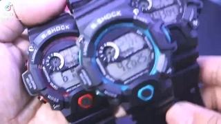 Đồng Hồ Nam Thể Thao USA S9006 Sports - Điện Tử Mạnh Mẽ Dây Silicone Bền Chắc