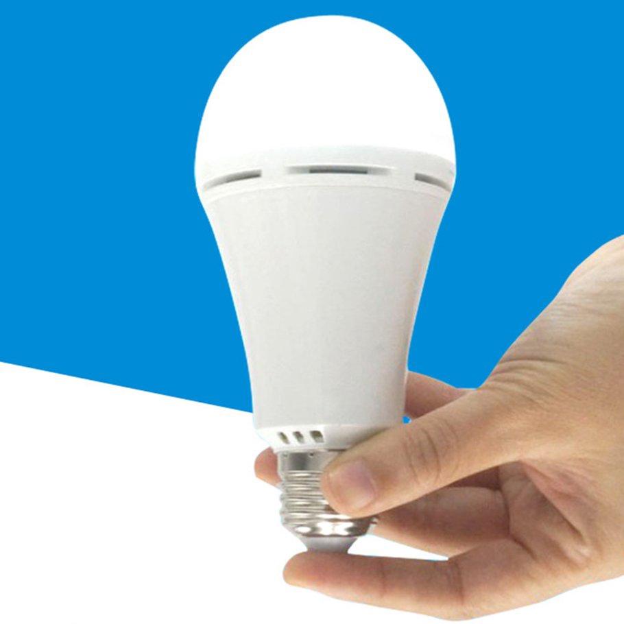 【SYH】1 Pc 5W LED Emergency Bulbs E27 B22 Bulb Rechargeable Lighting Lamp 220V