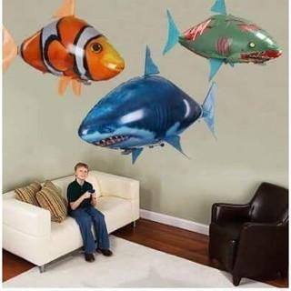 cá siêu to khổng lồ kèm điều khiển