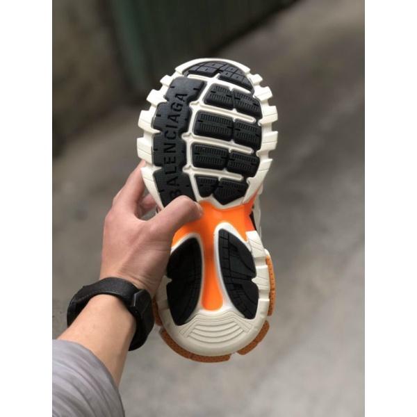 Balenciaga track 2.0 trắng cam