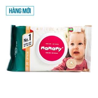 Khăn giấy ướt Mamamy không mùi 100 tờ