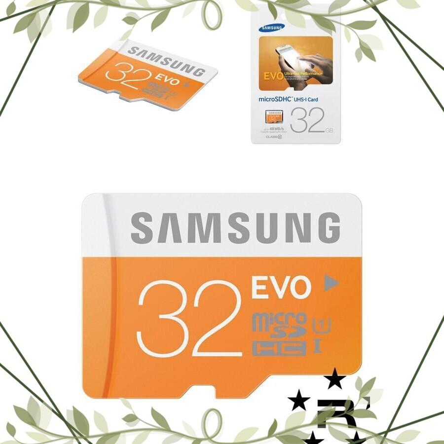 (Sale Tưng Bừng) Thẻ nhớ chính hãng Samsung MicroSD Class 10 32GB - Hãng Phân Phối Chính Thức