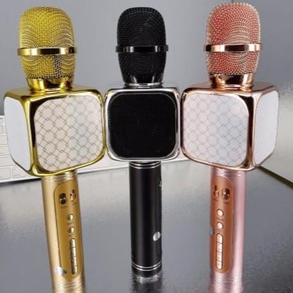 Micro Karaoke Bluetooth YS69 - Chức năng điều chỉnh giọng nói