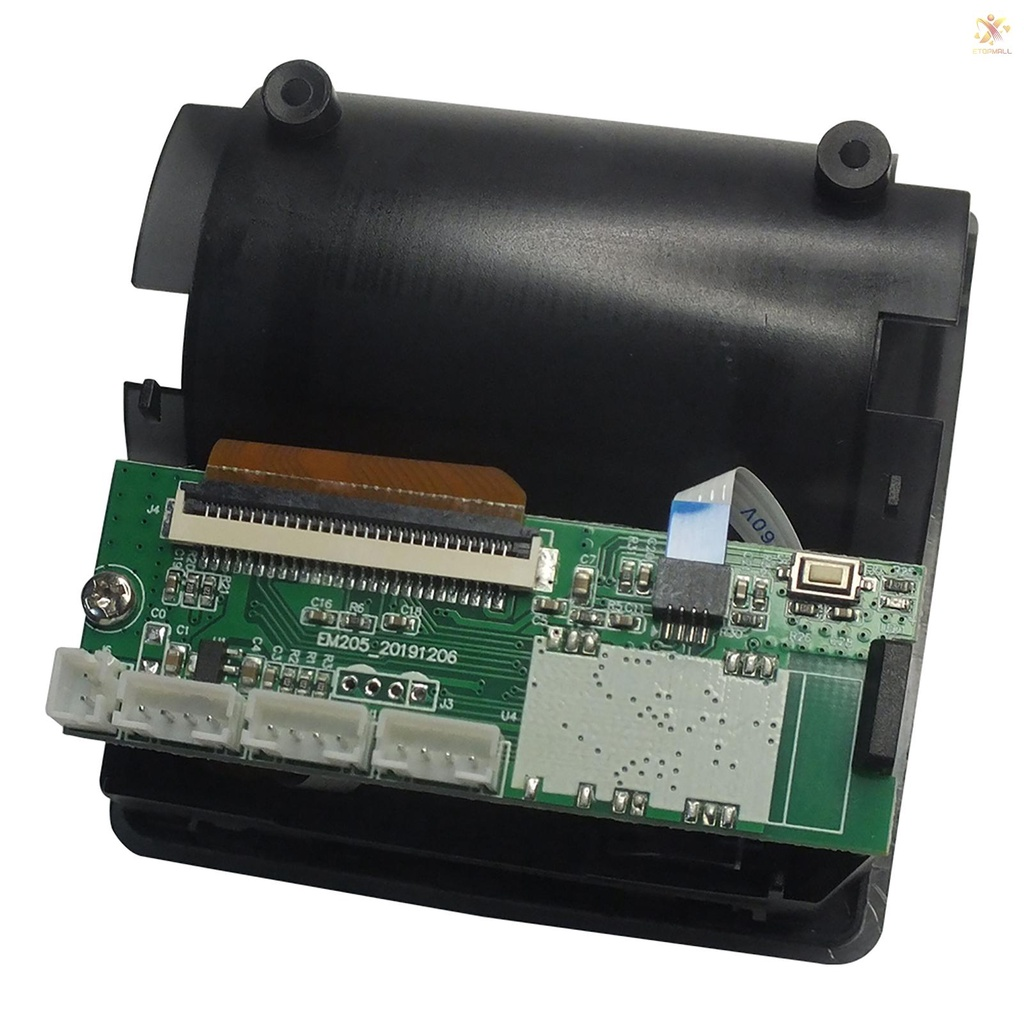 Mô-Đun Máy In Hóa Đơn Goojprt Qr203 58mm Rs-232C Ttl