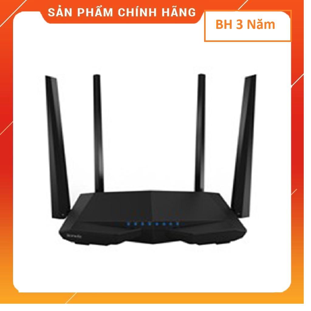 Bộ Phát Wifi chuẩn AC tenda AC6 chuẩn AC12000-Hàng Chính Hãng