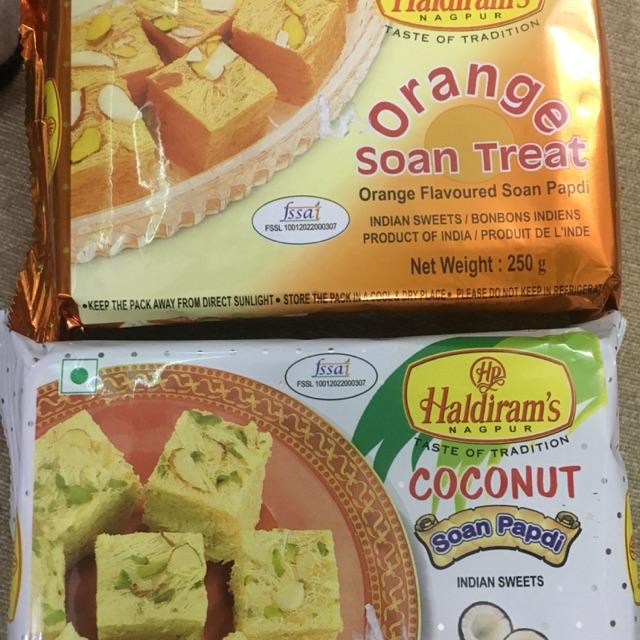 """Bánh """" kẹo kéo"""" truyền thống Ấn Độ"""