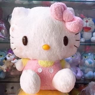 Gấu bông HelloKitty Nhật lông xù 45cm