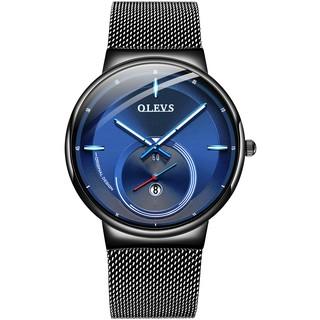 Đồng hồ OLEVS chống thấm nước kiểu dáng sang trọng cho nam