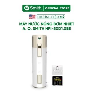 Máy Nước Nóng Bơm Nhiệt Trung Tâm A. O. Smith HPI-50D1.0BE