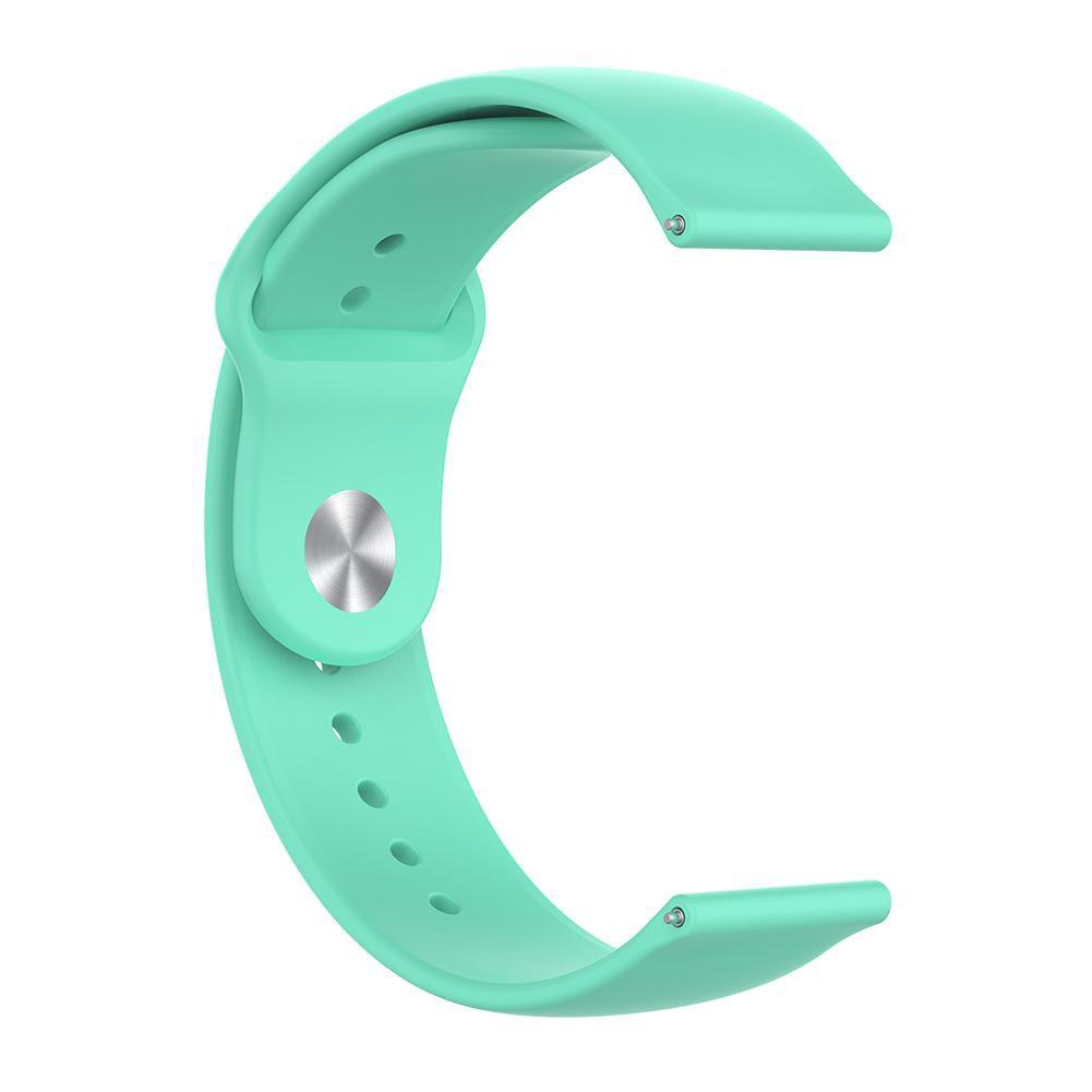 Dây Đeo Silicone Mềm 18mm Cho Đồng Hồ Thông Minh Ticwatch C2