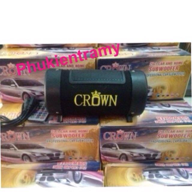 Loa Crown 4 đế