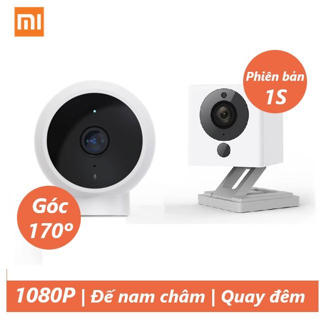 Camera IP thông minh Xiaomi 1080P Magnetic Mount (Standard Version) - Camera giám sát Xiaomi Xiaofang IP 1080P